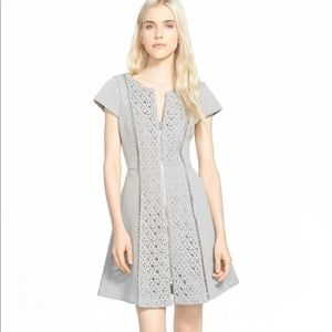 ANTHROPOLOGIE PLENTY BY TRACY REESE COMBO DRESS ☁️